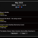 Musing Music - Tracklist