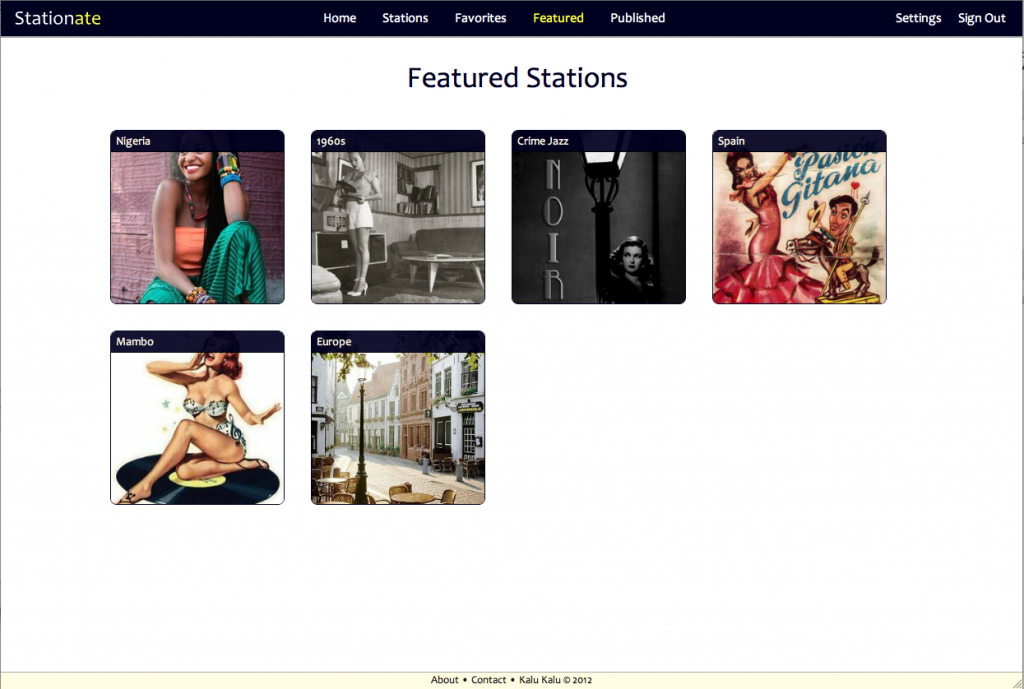Stationate - Featured